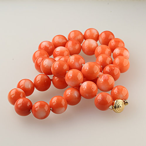 CORAL NECKLACE 3