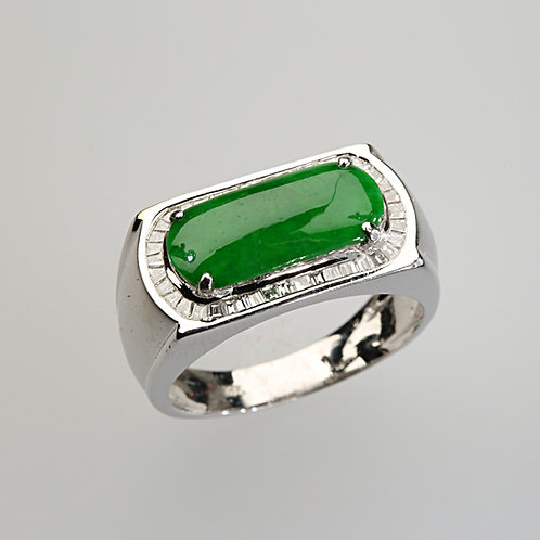 IMPERIAL JADE RING 28