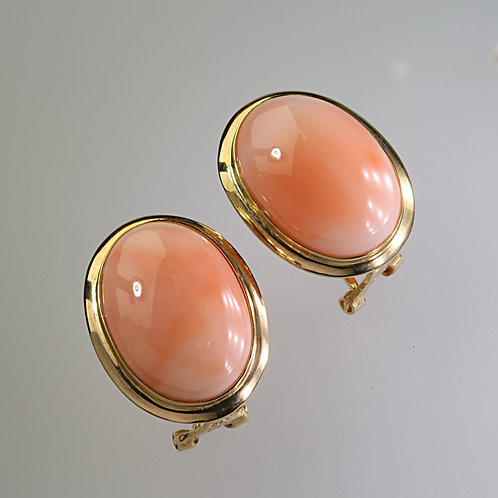 CORAL EARRING 8