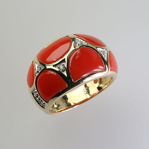 CORAL RING 1