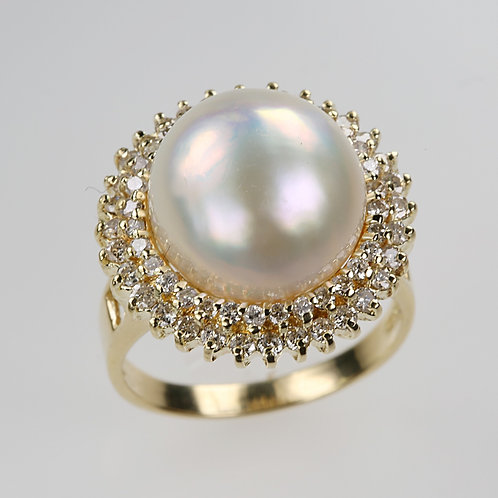 MABE PEARL RING 1