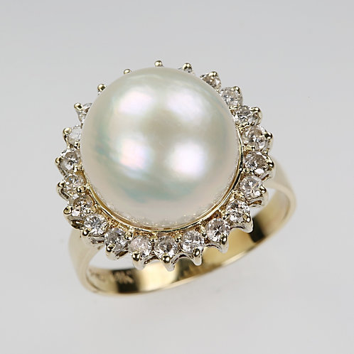 SOUTH SEA PEARL RING 3