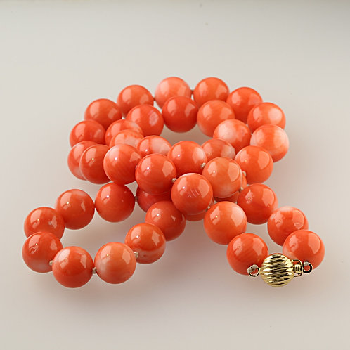 CORAL NECKLACE 4