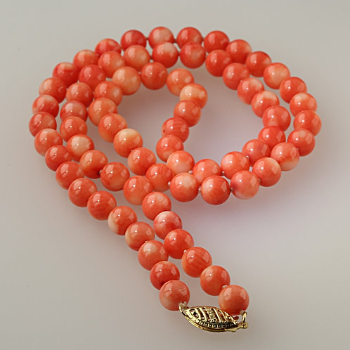 CORAL NECKLACE 12