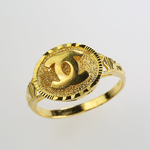 GOLD RING 7