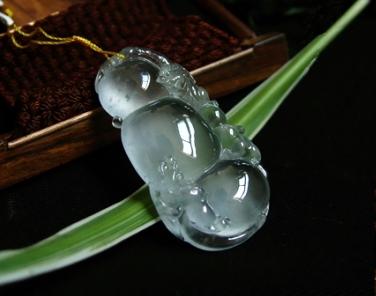 Imperial Jade Pendant