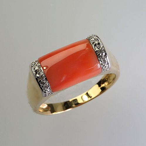 CORAL RING 56