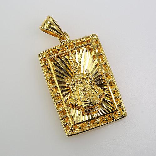 GOLD PENDANT 9