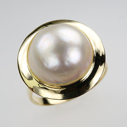MABE PEARL RING 11