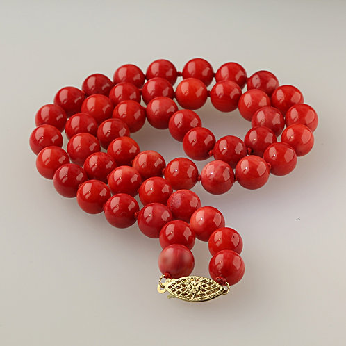 CORAL NECKLACE 8
