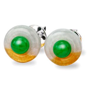 Imperial Jade Earring