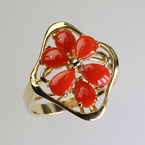 CORAL RING 28