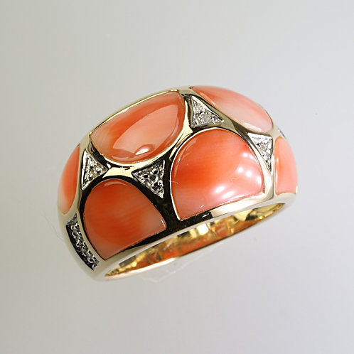 CORAL RING 5