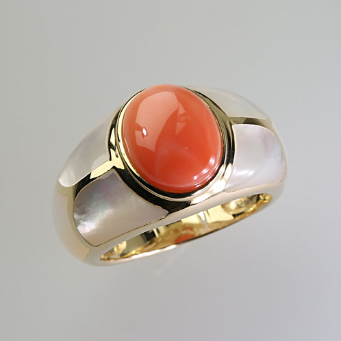 CORAL RING 6