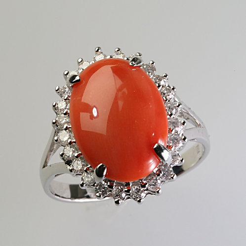 CORAL RING 27