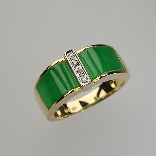 IMPERIAL JADE RING 85