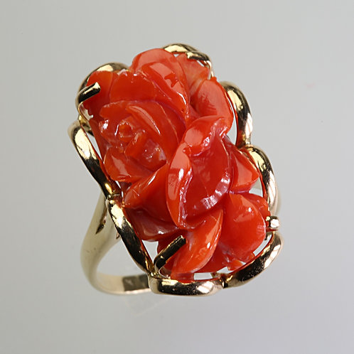 CORAL RING 25