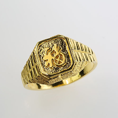 GOLD RING 4
