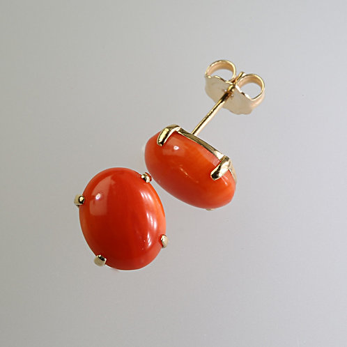 CORAL EARRING 22