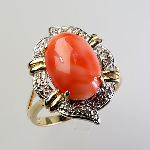 CORAL RING 16