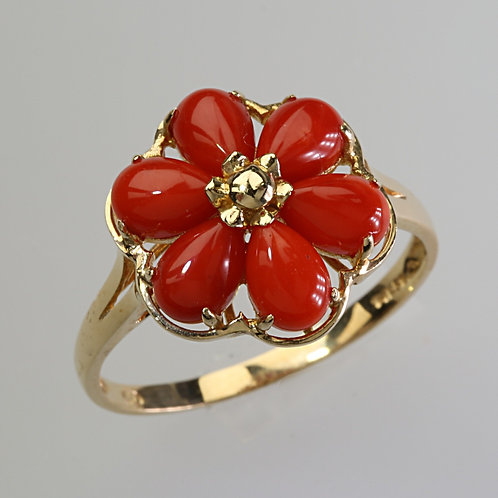 CORAL RING 42