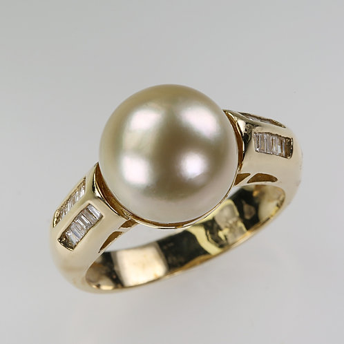 SOUTH SEA PEARL RING 28