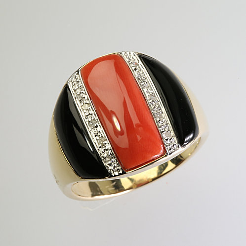 CORAL RING 9