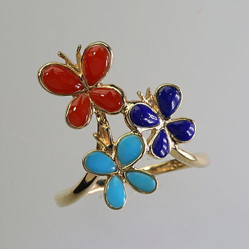 CORAL RING 45
