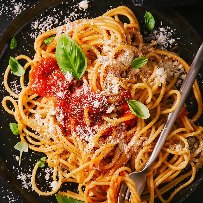 Spaghetti Fundraiser Supper