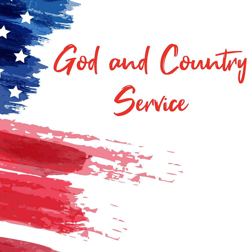 God and Country Service