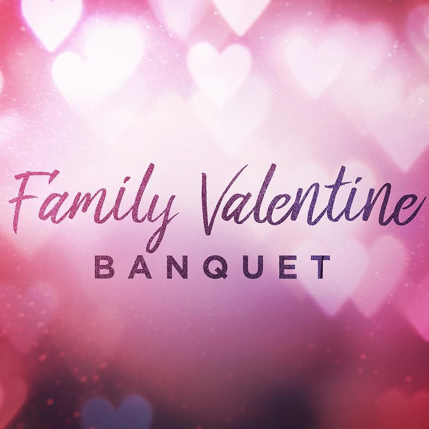 Family Valentine Banquet