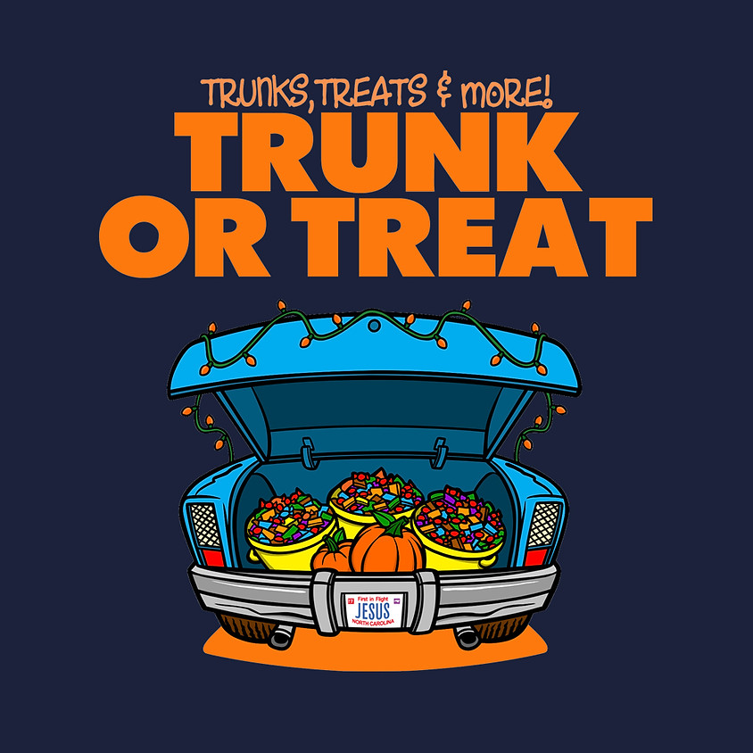 Trunk or Treat at Davie Little League