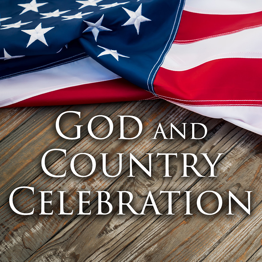 God and Country Celebration