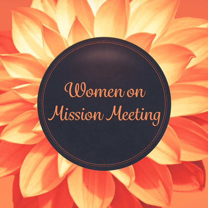 Women on Mission January Meeting