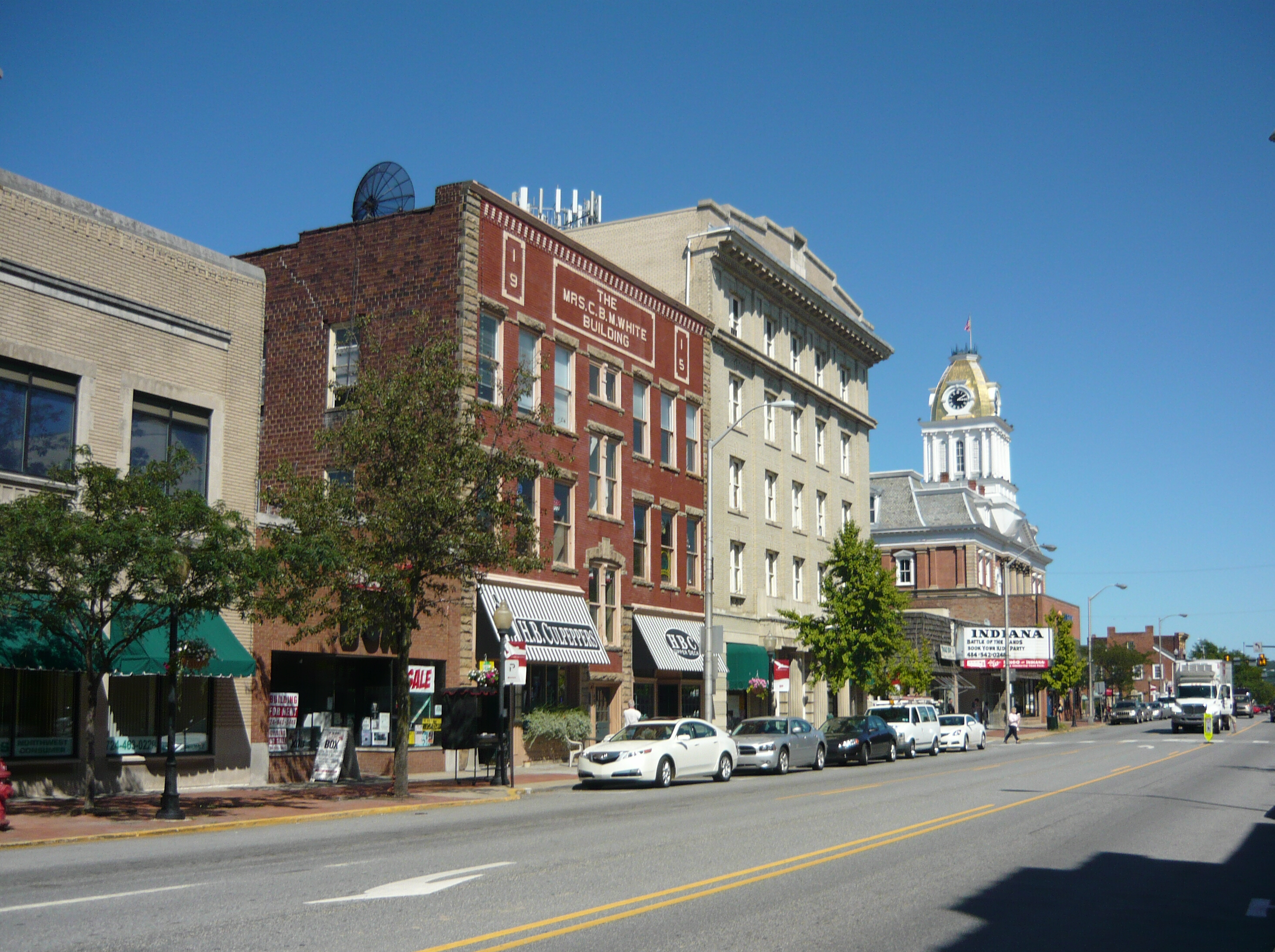Indiana County
