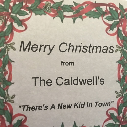 Gospel Sounds Merry Christmas from The Caldwells