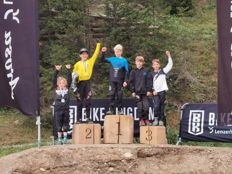 Downhill Kids Cup erfolgreich beendet – Podestplatz für Marxer!