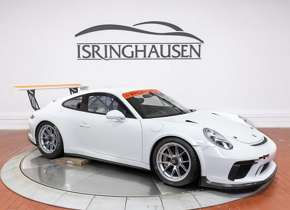 2018 911 GT3 Cup