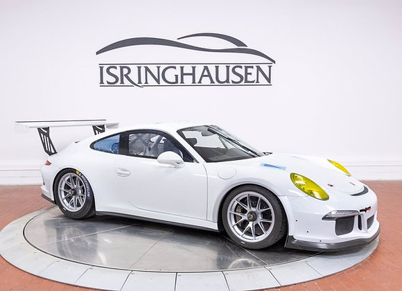 2016 911 GT3 Cup