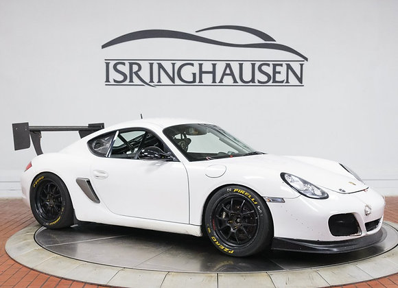 2012 Porsche Cayman R Race Car
