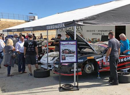 Isringhausen Motorsports Team Profiled in Porsche Club Magazine