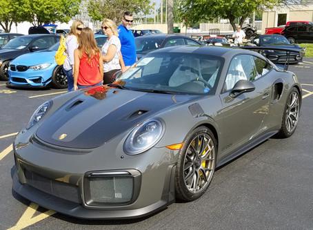 Isringhausen Celebrates 70 Years of Porsche