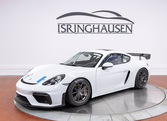 2020 718 Cayman GT4 Clubsport Competition