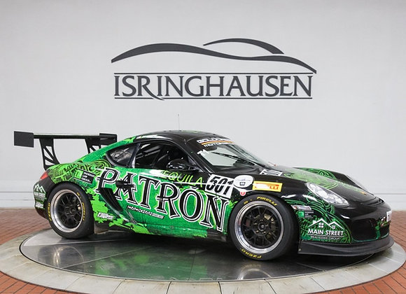 2009 Porsche Cayman S DFI Race Car