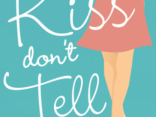 Rom Coms Rule - Part 1 - Launching Kiss Don't Tell