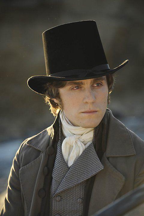 George the villain (Jack Farthing) - love him!