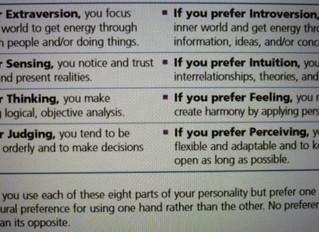 Introvert, Extrovert, or a Little Bit of Both?