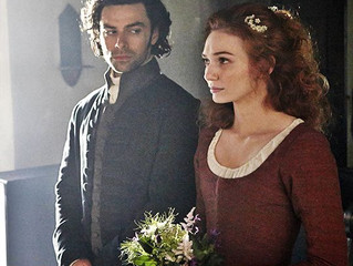 Poldark: The Joy and the Terror of Series Reading