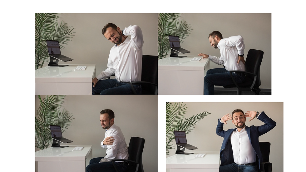 Ebook - sage Tschüss zu Rückenschmerzen am Arbeitsplatz