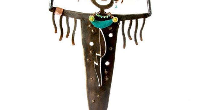 Rainmaker Statuary with Jewelry